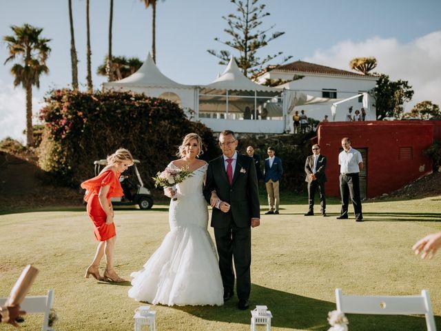La boda de Daniel y Sara en Las Palmas De Gran Canaria, Las Palmas 46