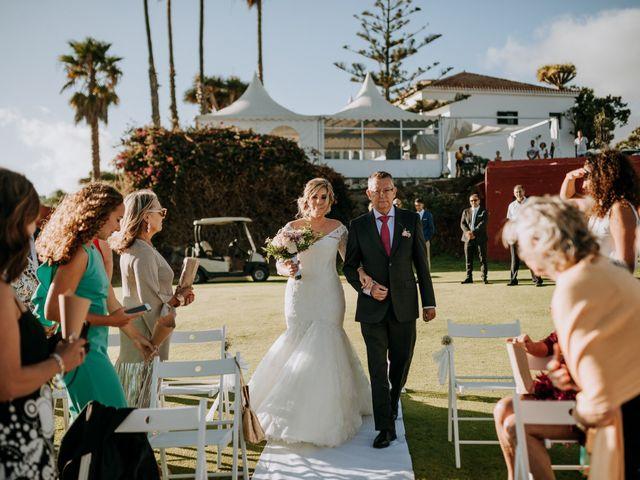La boda de Daniel y Sara en Las Palmas De Gran Canaria, Las Palmas 47