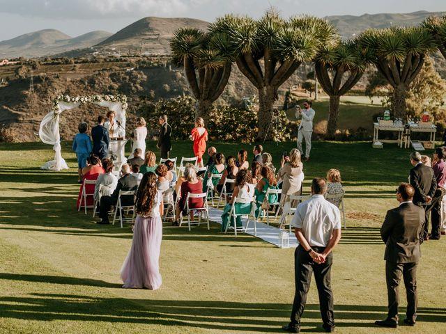 La boda de Daniel y Sara en Las Palmas De Gran Canaria, Las Palmas 50