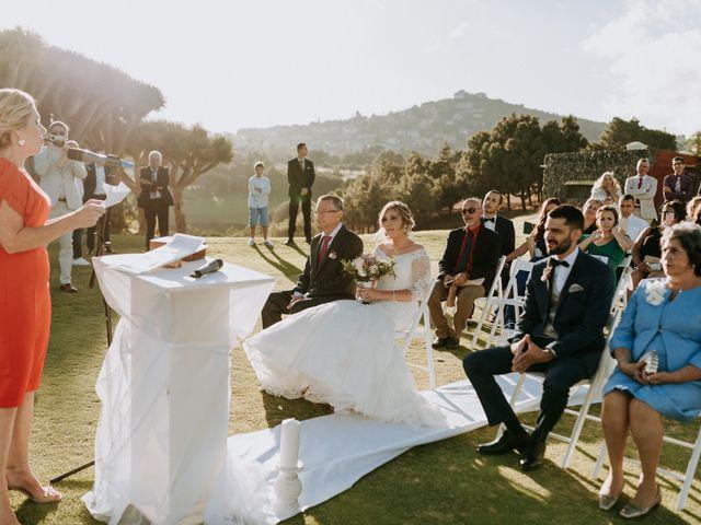 La boda de Daniel y Sara en Las Palmas De Gran Canaria, Las Palmas 52
