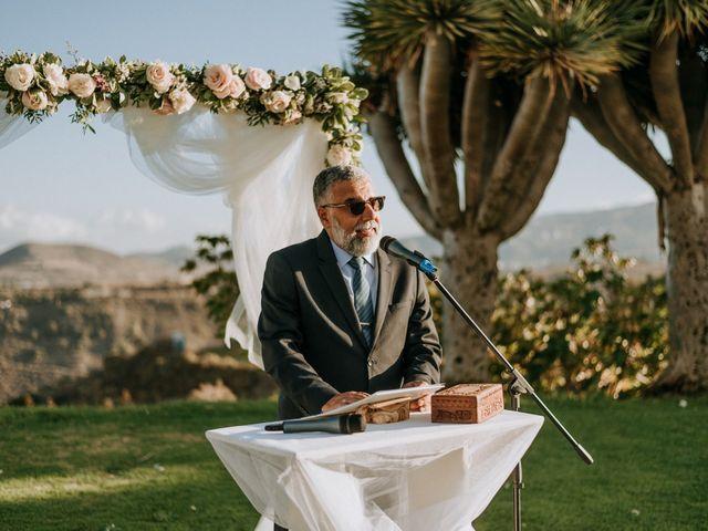 La boda de Daniel y Sara en Las Palmas De Gran Canaria, Las Palmas 55