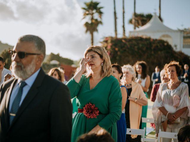 La boda de Daniel y Sara en Las Palmas De Gran Canaria, Las Palmas 62