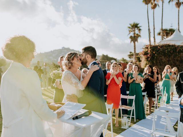 La boda de Daniel y Sara en Las Palmas De Gran Canaria, Las Palmas 69