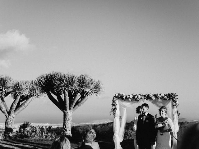 La boda de Daniel y Sara en Las Palmas De Gran Canaria, Las Palmas 70