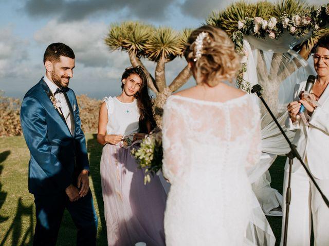 La boda de Daniel y Sara en Las Palmas De Gran Canaria, Las Palmas 71