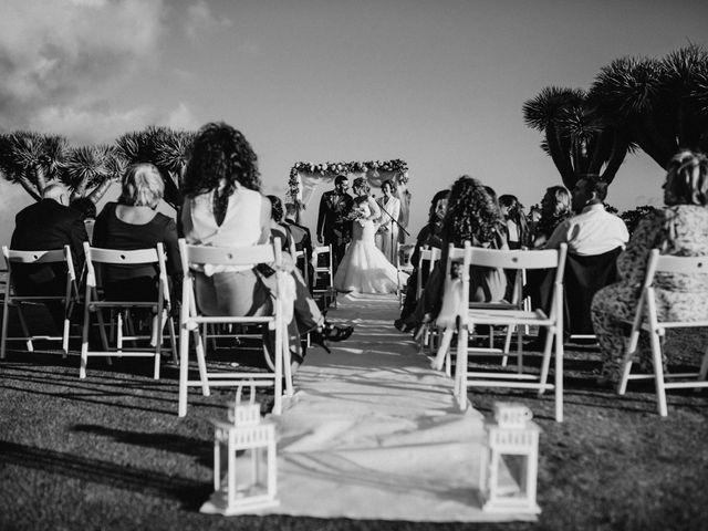 La boda de Daniel y Sara en Las Palmas De Gran Canaria, Las Palmas 72