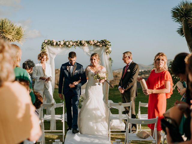 La boda de Daniel y Sara en Las Palmas De Gran Canaria, Las Palmas 73