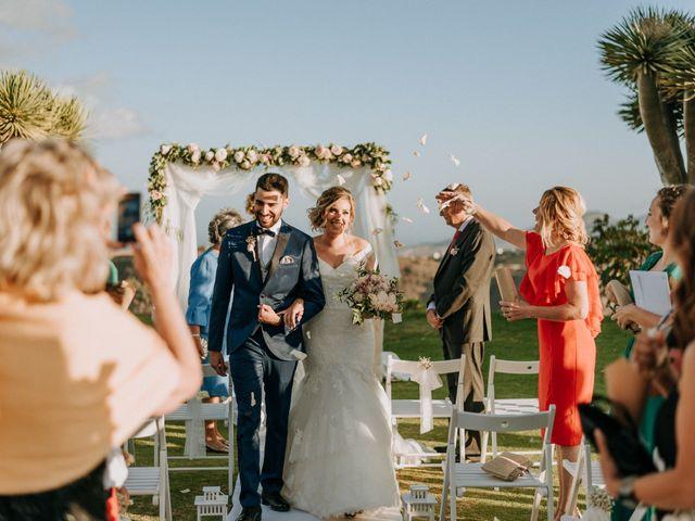 La boda de Daniel y Sara en Las Palmas De Gran Canaria, Las Palmas 74