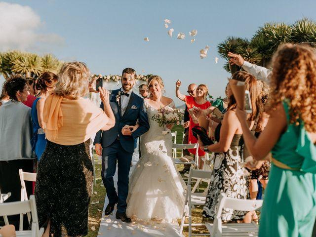 La boda de Daniel y Sara en Las Palmas De Gran Canaria, Las Palmas 75