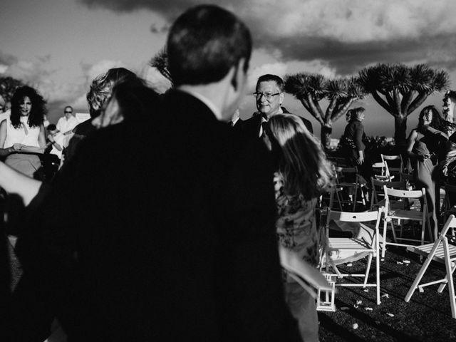 La boda de Daniel y Sara en Las Palmas De Gran Canaria, Las Palmas 77