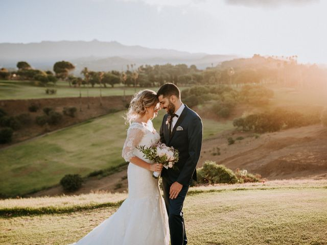 La boda de Daniel y Sara en Las Palmas De Gran Canaria, Las Palmas 81