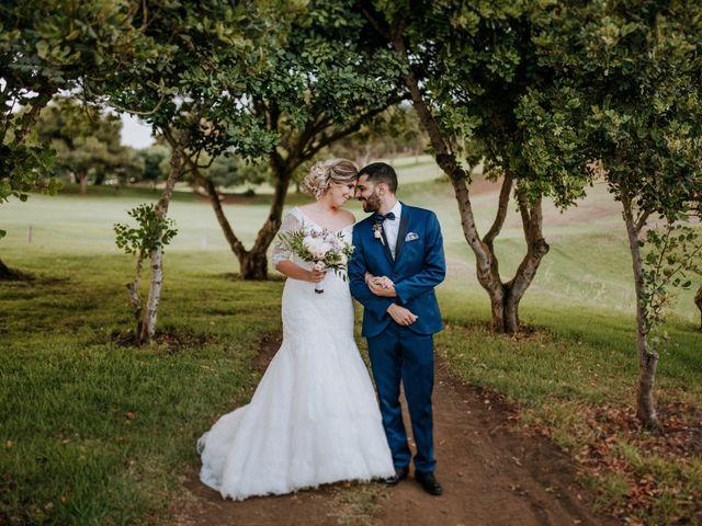 La boda de Daniel y Sara en Las Palmas De Gran Canaria, Las Palmas 85
