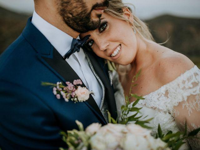 La boda de Daniel y Sara en Las Palmas De Gran Canaria, Las Palmas 87