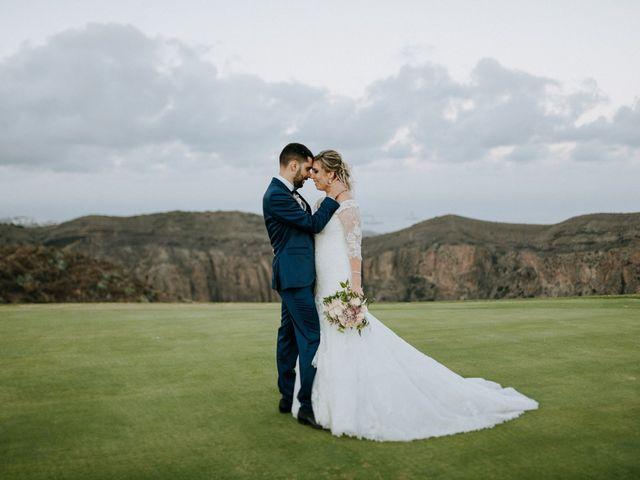 La boda de Daniel y Sara en Las Palmas De Gran Canaria, Las Palmas 88
