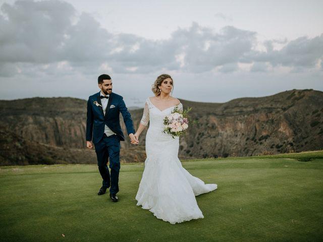 La boda de Daniel y Sara en Las Palmas De Gran Canaria, Las Palmas 89