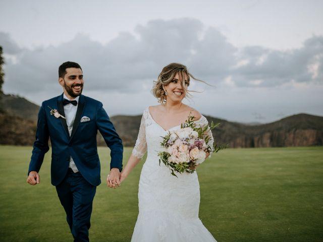 La boda de Daniel y Sara en Las Palmas De Gran Canaria, Las Palmas 90