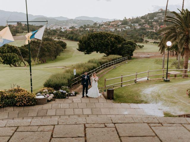 La boda de Daniel y Sara en Las Palmas De Gran Canaria, Las Palmas 93