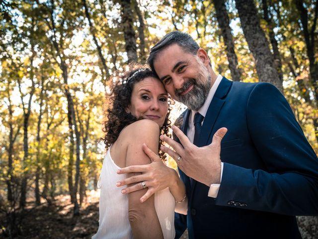 La boda de Nacho y Jara en Rascafria, Madrid 6