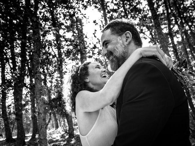 La boda de Nacho y Jara en Rascafria, Madrid 7