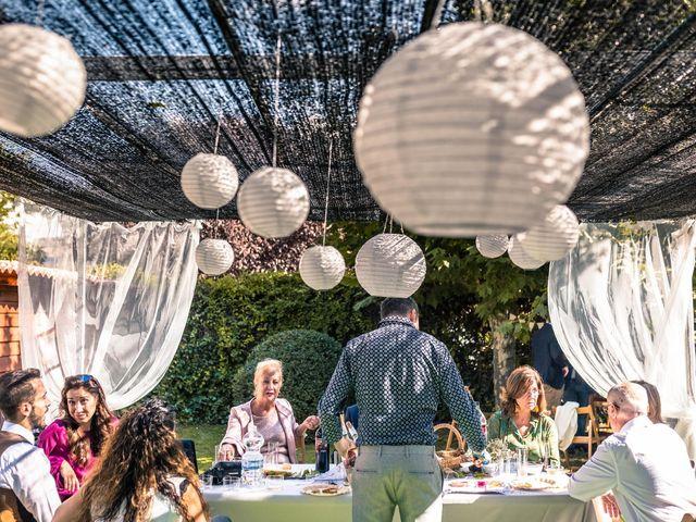 La boda de Nacho y Jara en Rascafria, Madrid 2