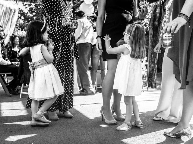 La boda de Nacho y Jara en Rascafria, Madrid 15