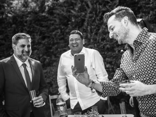 La boda de Nacho y Jara en Rascafria, Madrid 16