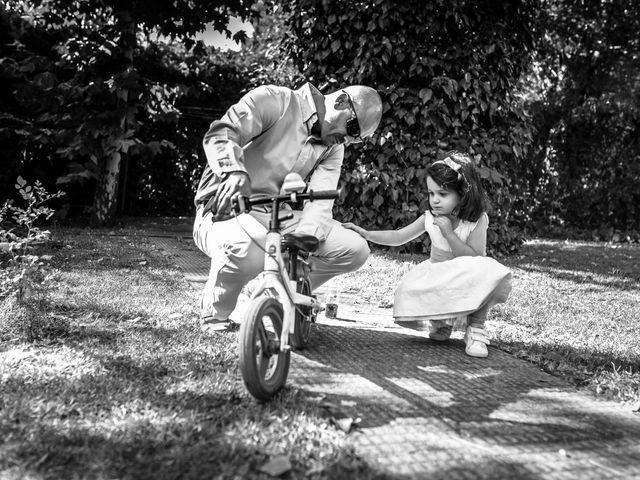 La boda de Nacho y Jara en Rascafria, Madrid 18