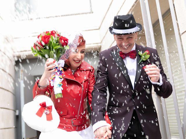 La boda de Paloma y Carlos