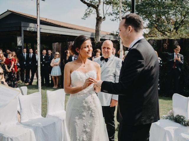 La boda de Carles y Melissa en La Vall De Bianya, Girona 21