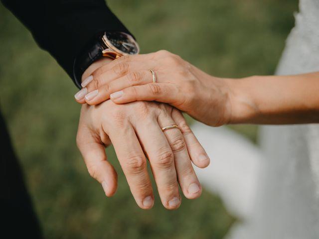 La boda de Carles y Melissa en La Vall De Bianya, Girona 2