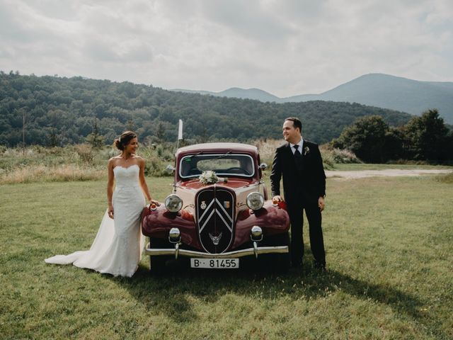 La boda de Melissa y Carles