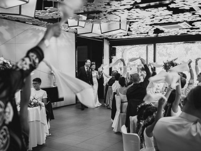 La boda de Carles y Melissa en La Vall De Bianya, Girona 33