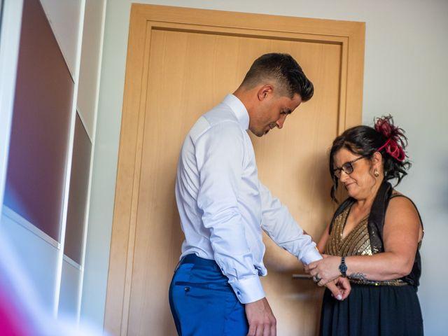 La boda de Sergio y Raquel en Les Borges Blanques, Lleida 10