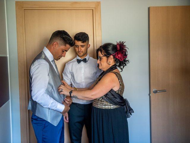 La boda de Sergio y Raquel en Les Borges Blanques, Lleida 14