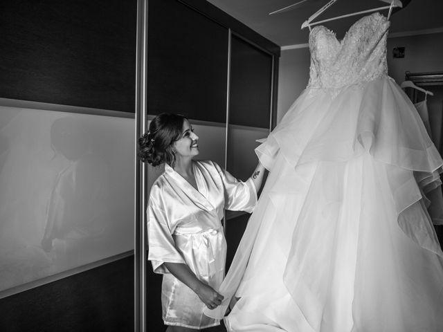 La boda de Sergio y Raquel en Les Borges Blanques, Lleida 35