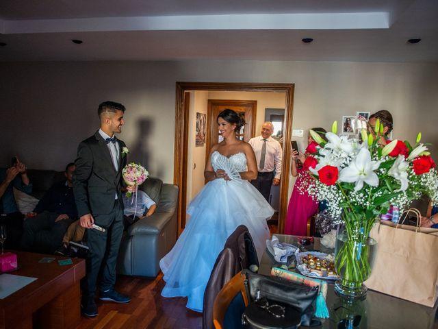 La boda de Sergio y Raquel en Les Borges Blanques, Lleida 62