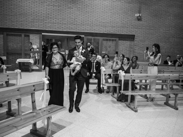 La boda de Sergio y Raquel en Les Borges Blanques, Lleida 67