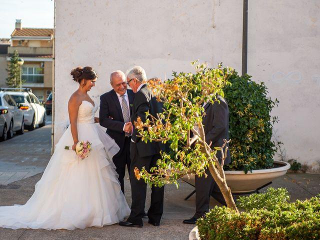 La boda de Sergio y Raquel en Les Borges Blanques, Lleida 69