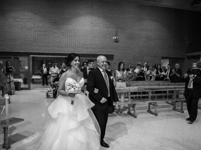 La boda de Sergio y Raquel en Les Borges Blanques, Lleida 71