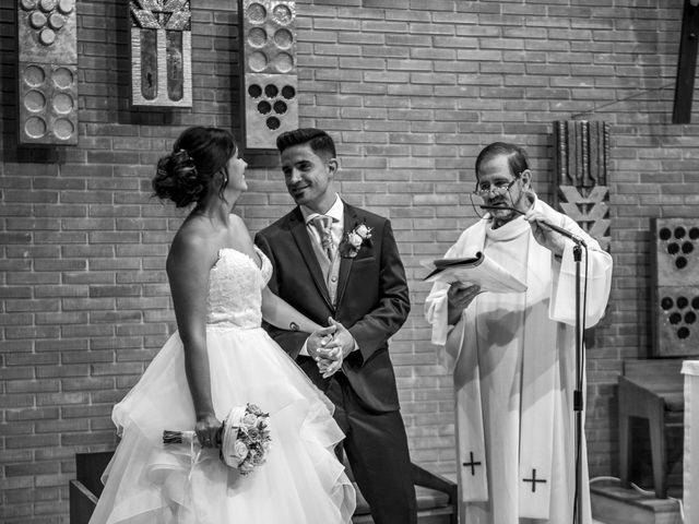 La boda de Sergio y Raquel en Les Borges Blanques, Lleida 76