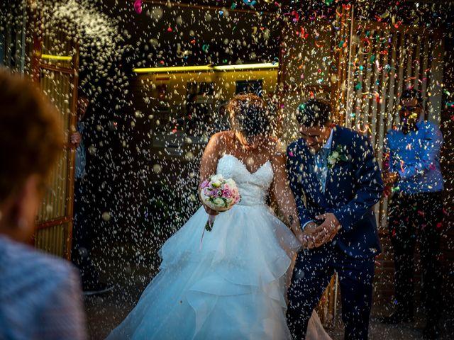 La boda de Sergio y Raquel en Les Borges Blanques, Lleida 91