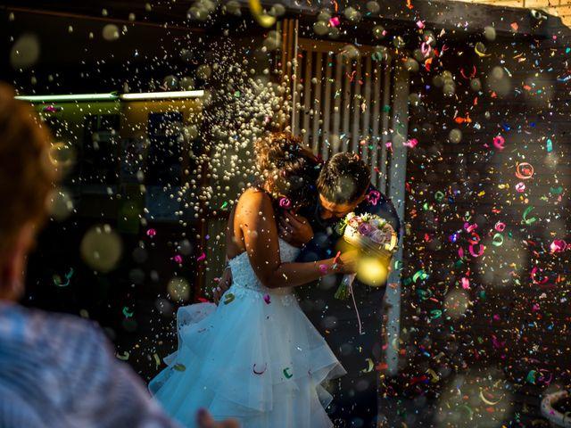 La boda de Sergio y Raquel en Les Borges Blanques, Lleida 93