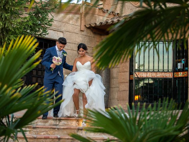 La boda de Sergio y Raquel en Les Borges Blanques, Lleida 105