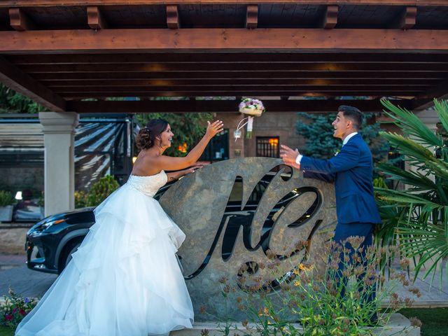 La boda de Sergio y Raquel en Les Borges Blanques, Lleida 107