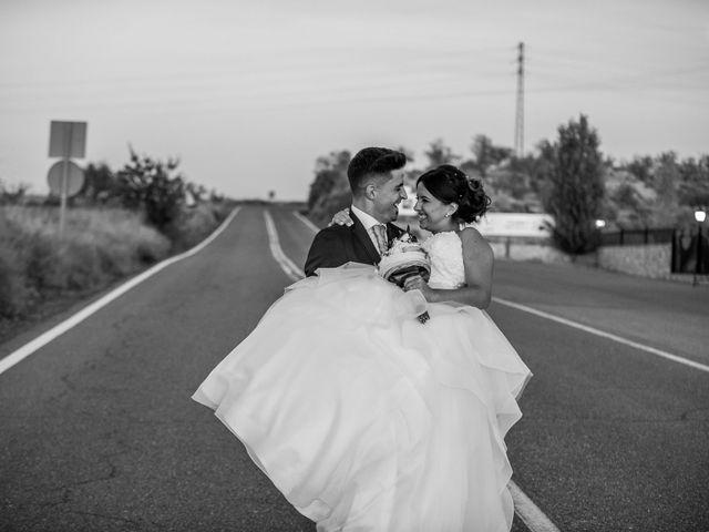 La boda de Sergio y Raquel en Les Borges Blanques, Lleida 112