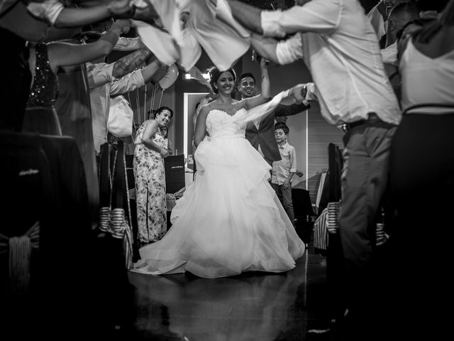 La boda de Sergio y Raquel en Les Borges Blanques, Lleida 136
