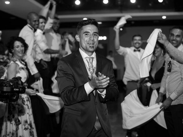 La boda de Sergio y Raquel en Les Borges Blanques, Lleida 139