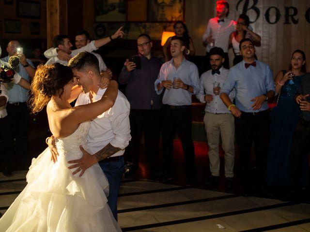La boda de Sergio y Raquel en Les Borges Blanques, Lleida 200