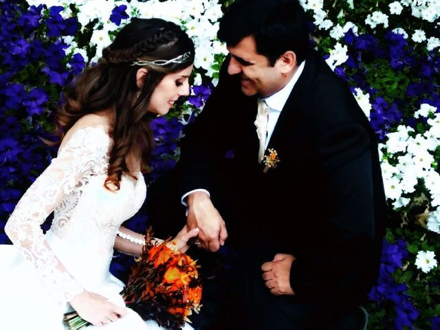 La boda de Carmen y Guillermo