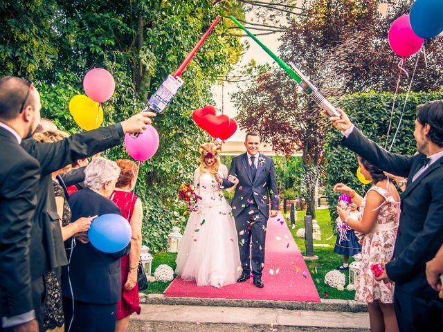 La boda de Pedro y Alicia en Illescas, Toledo 24
